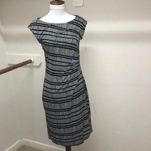Loft wrap dress.